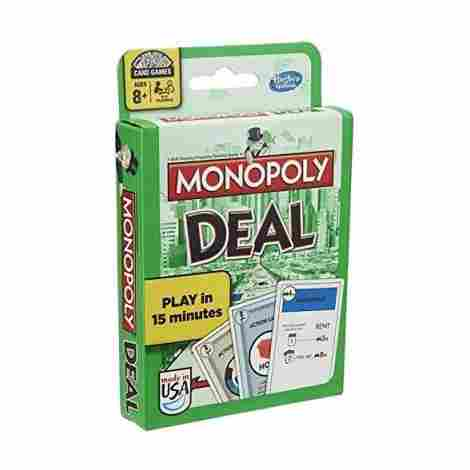 3. Monopoly Deal