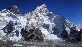 An in-depth review of just what it takes to climb Mt. Everest.