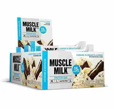 6. Muscle Milk Protein Bar