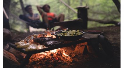 An in-depth review on open fire cooking.