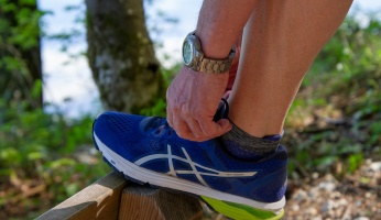 An in-depth guide on how to properly lace running shoes.