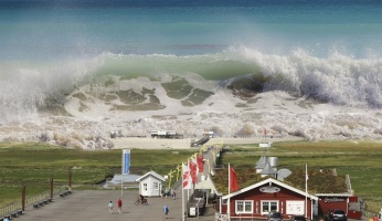 An in-depth guide on how to survive a tsunami.