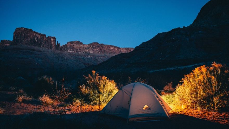 An in-depth guide on how to have the best (and safety) solo camping trip.