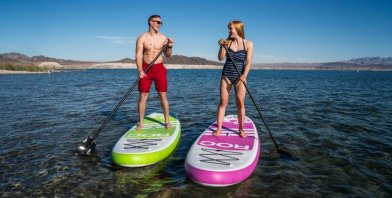 The Gear Hunt's full review of the ROC Inflatable SUP