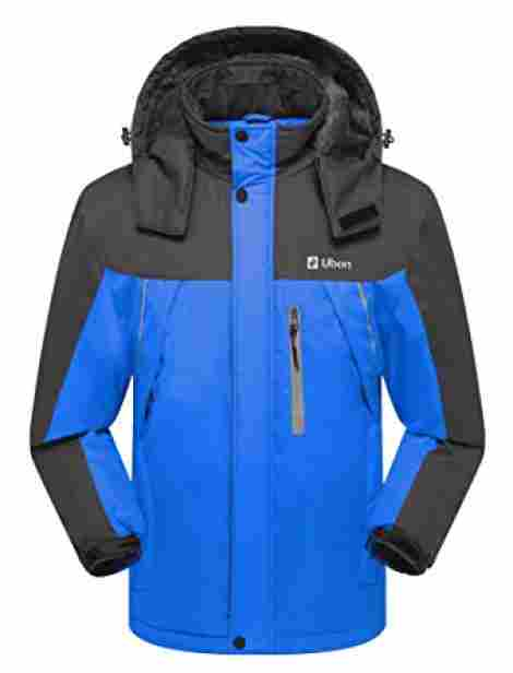 5. Ubon Waterproof Ski Jacket