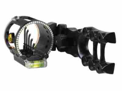 vertical bow sight