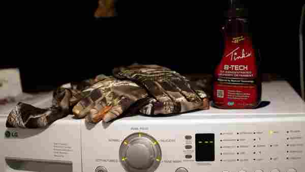 hunting clothes detergent