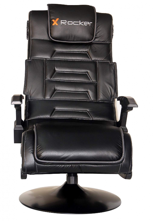An in-depth review of the X Rocker Pedestal Gaming Chair