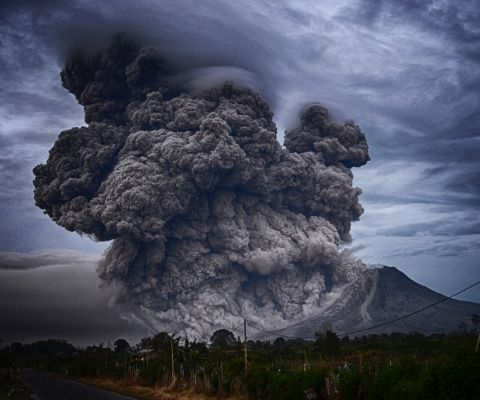 learn survival skills to survive deadly lahars and volcanic eruptions.